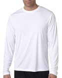 482L Hanes Adult Cool DRI® with FreshIQ Long-Sleeve Performance T-Shirt