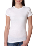 4990 Bayside Ladies' 4.2 oz., 100% Ring-Spun Cotton  Jersey T-Shirt