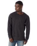 5065BT Alternative Unisex Reversible B-Side Vintage French Terry Crewneck