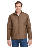 5066 Dri Duck Men's 8.5oz, 60% Cotton/40% Polyester Storm Shield TM Canvas Sequoia Jacket