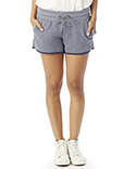 5078BT Alternative Ladies' French Terry Track Short