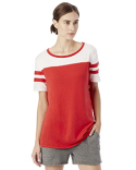 5082BP Alternative Ladies' Stadium Vintage Jersey T-Shirt