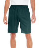 5109 C2 Sport Adult 100% Polyester Mesh Tricot Nine Inch Inseam Short