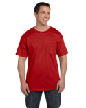 5190P Hanes Adult 6.1 oz. Beefy-T® with Pocket
