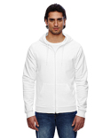 5497W American Apparel Unisex California Fleece Zip Hoodie