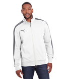 597021 Puma Sport Adult Puma P48 Fleece Track Jacket