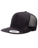 6006 Yupoong Adult 5-Panel Classic Trucker Cap