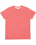 6191 LAT Youth Harborside Melange Jersey T-Shirt