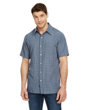 62220 Marmot Men's Elridge Woven Short-Sleeve Shirt