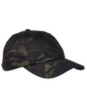 6245MC Yupoong Low Profile Cotton Twill Multicam® Cap