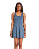 6734 Next Level Ladies' Triblend Racerback Tank Dress