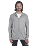 6759 Anvil Adult Triblend Full-Zip Jacket