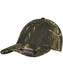 6999 Flexfit Adult Mossy Oak® Pattern Camouflage Cap
