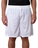 7207 Badger Adult Seven Inch Inseam Mesh/Tricot Short