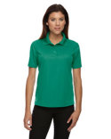 75055 Ash City - Extreme Ladies' Eperformance™ Jacquard Piqué Polo