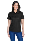 75108 Ash City - Extreme Ladies' Eperformance™ Shield Snag Protection Short-Sleeve Polo