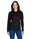 75111 Ash City - Extreme Ladies' Eperformance™ Snag Protection Long-Sleeve Polo