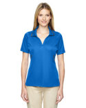 75118 Ash City - Extreme Ladies' Eperformance™ Propel Interlock Polo with Contrast Tape