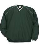 7601 Badger Piped Microfiber Windshirt