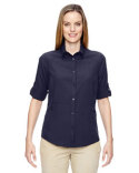 77047 Ash City - North End Ladies' Excursion Concourse Performance Shirt