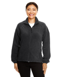 78025 North End Ladies' Microfleece Unlined Jacket