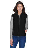 78050 Ash City - North End Ladies' Three-Layer Light Bonded Performance Soft Shell Vest