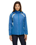 78168 Ash City - North End Ladies' Sirius Lightweight Jacket with Embossed Print
