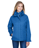 78205 Core 365 Ladies' Region 3-in-1 Jacket with Fleece Liner
