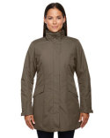 78210 Ash City - North End Ladies' Promote Insulated Car Jacket