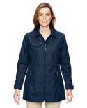 78218 North End Ladies' Excursion Ambassador Lightweight Jacket with Fold Down Collar