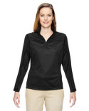78220 Ash City - North End Ladies' Excursion Circuit Performance Quarter-Zip