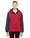 78225 Ash City - Core 365 Ladies' Inspire Colorblock All-Season Jacket