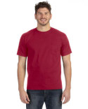 783AN Anvil Midweight Pocket T-Shirt