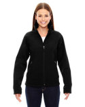78604 North End Ladies' Three-Layer Light Bonded Soft Shell Jacket