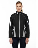 78644 Ash City - North End Ladies' Impact Active Lite Colorblock Jacket