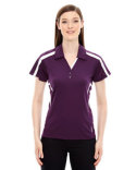 78667 Ash City - North End Ladies' Accelerate UTK cool?logik™ Performance Polo