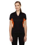 78683 Ash City - North End Ladies' Rotate UTK cool?logik™ Quick Dry Performance Polo