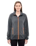 78810 Ash City - North End Ladies' Vortex Polartec® Active Fleece Jacket