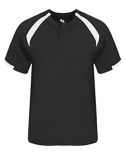 7932 Badger Adult Competitor Henley Tee