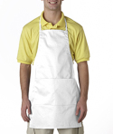 8204 Liberty Bags Two-Pocket Adjustable Apron