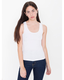 8308W American Apparel Ladies' Cotton Spandex Tank Top Top