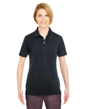 8325L UltraClub Ladies' Platinum Performance Birdseye Polo with TempControl Technology