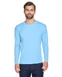 8422 UltraClub Adult Cool & Dry Sport Long-Sleeve Performance Interlock T-Shirt