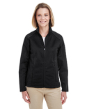 8477L UltraClub Ladies' Soft Shell Jacket