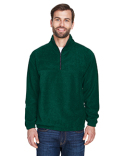 8480 UltraClub Adult Iceberg Fleece Quarter-Zip Pullover