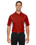 85110 Extreme Men's Eperformance™ Parallel Snag Protection Polo with Piping