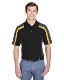 85119 Extreme Men's Eperformance™ Strike Colorblock Snag Protection Polo