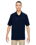 85120 Ash City - North End Men's Excursion Crosscheck Woven Polo