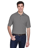 8540T UltraClub Men's Tall Whisper Piqué Polo