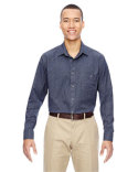 87045 Ash City - North End Men's Excursion Utility Two-Tone Performance Shirt